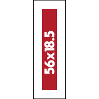 56x185